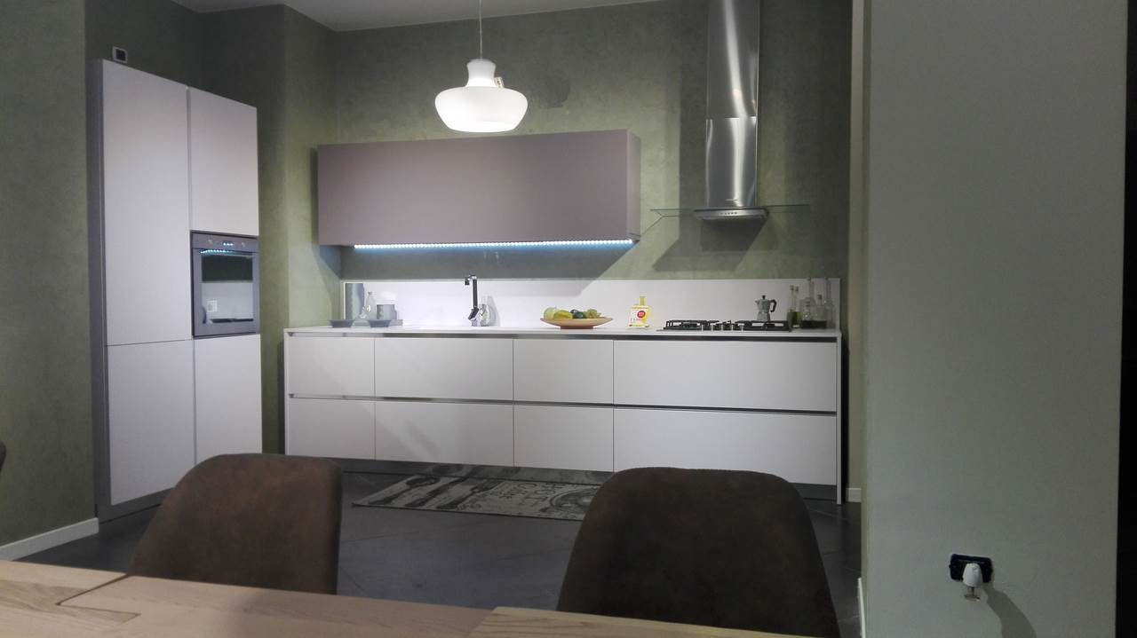 Cucine Moderne Grandi.Cucine In Outlet Mobili Salvati Castel San Giorgio