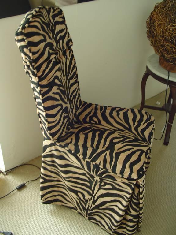 outlet- grandi affari- mobili salvati- castel san giorgio - sa -24- sedia riv. tessuto tigrato