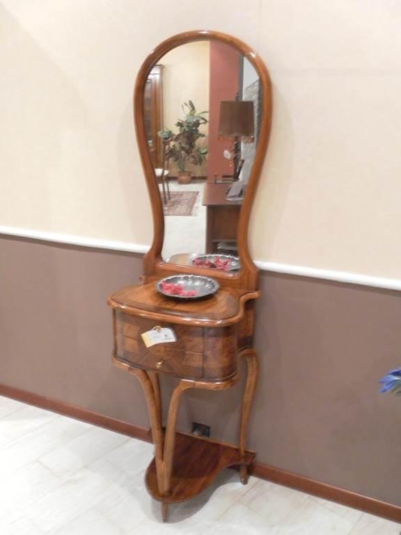 maestri artigiani consolle classica in outlet da mobili salvati a castel san giorgio