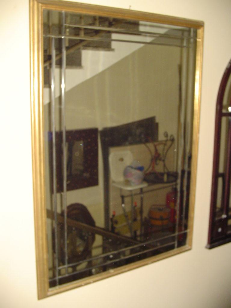 ditta scrilema-outlet- grandi affari- mobili salvati- castel san giorgio - sa -32- specchio € 90