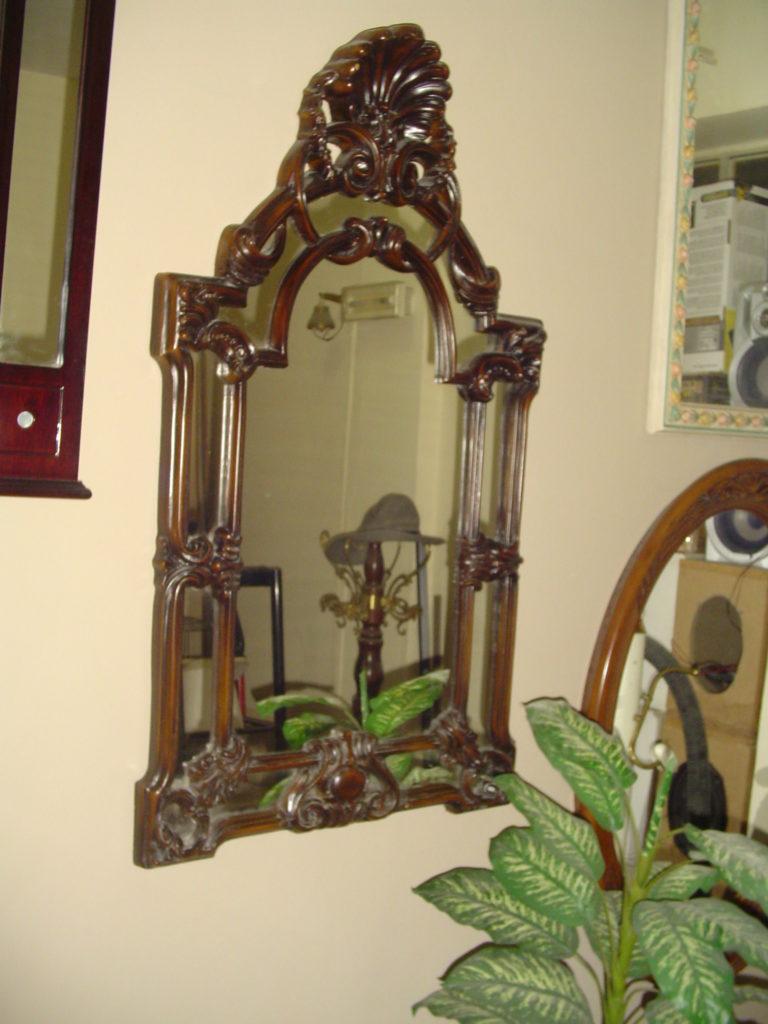 outlet- grandi affari- mobili salvati- castel san giorgio - sa -45 specchio cornice classica € 70