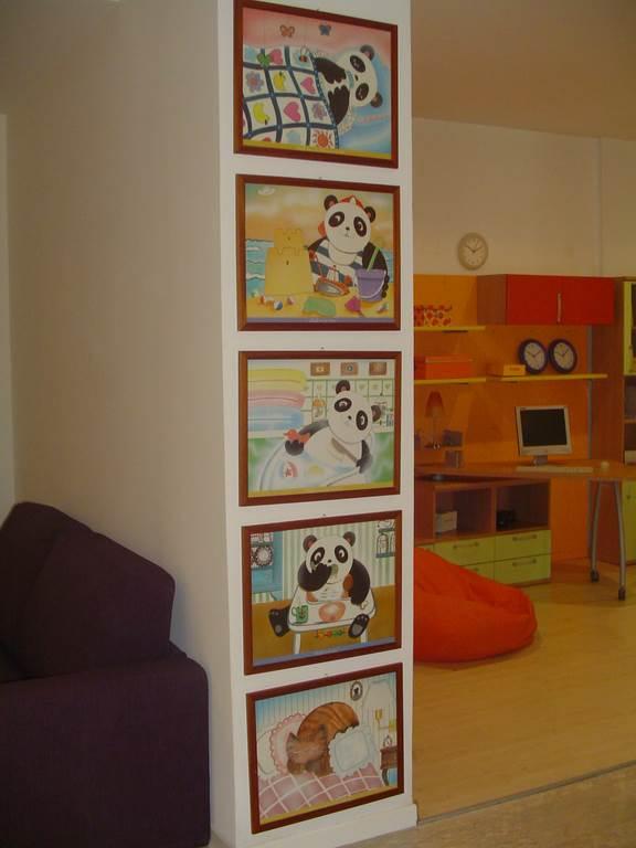 quadri con serigrafia animali-quadro in outlet da mobili salvati -castel san giorgio -sa-