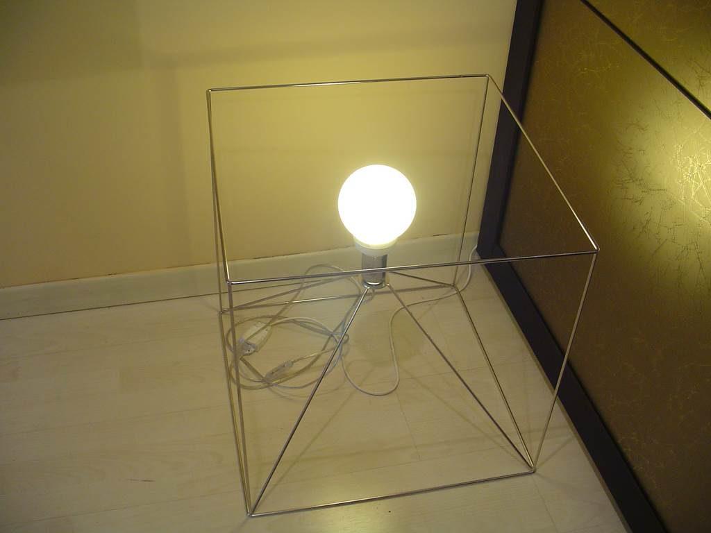in outlet da mobili salvati - castel san giorgio sa - Adriani&Rossi - lampada