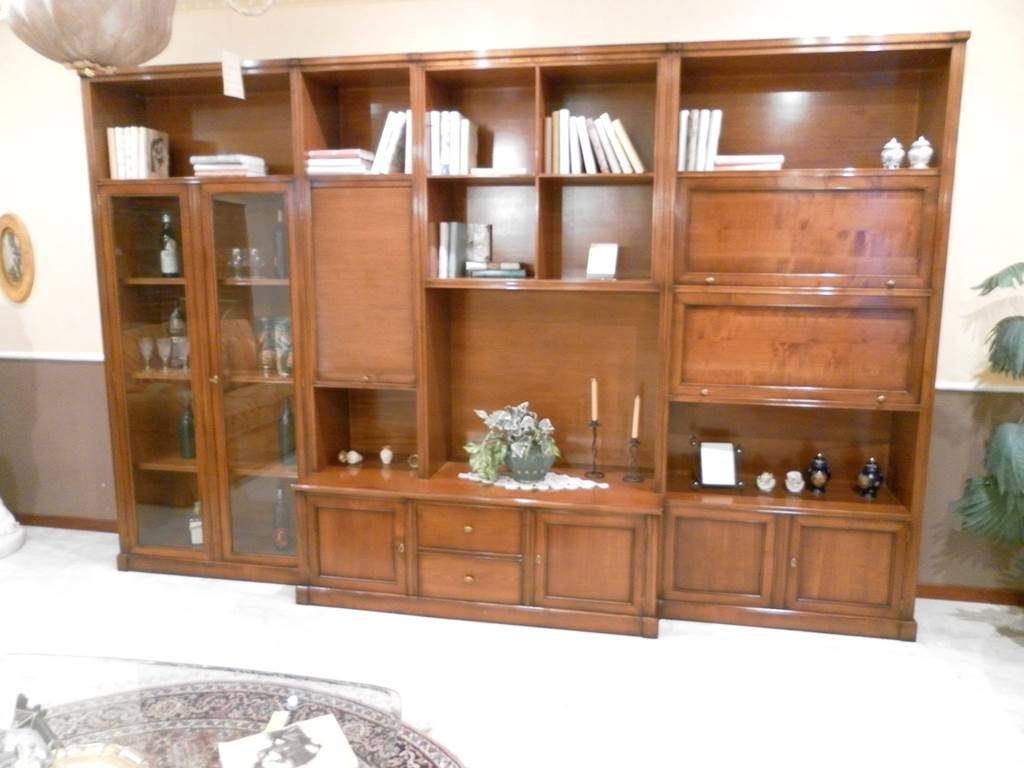outlet-grandi-affari-mobili-salvati-castel-san-giorgio-sa-Bizzotto-parete-in-ciliegio-massello-€-3500
