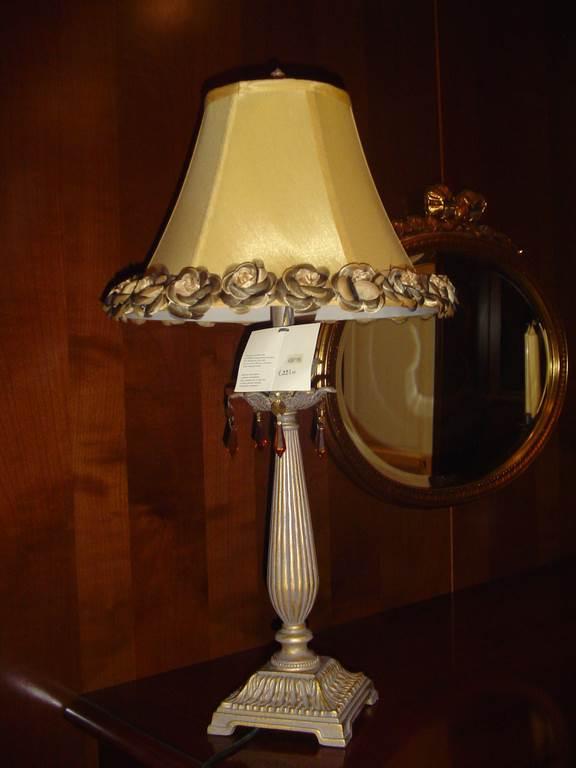 outlet- grandi affari- mobili salvati- castel san giorgio - sa -Casabella collection lampada da tavolo € 60