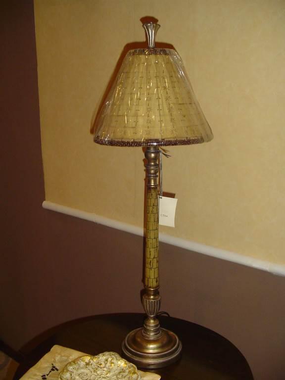 outlet- grandi affari- mobili salvati- castel san giorgio - sa -Casabella collection -lampada da tavolo € 65