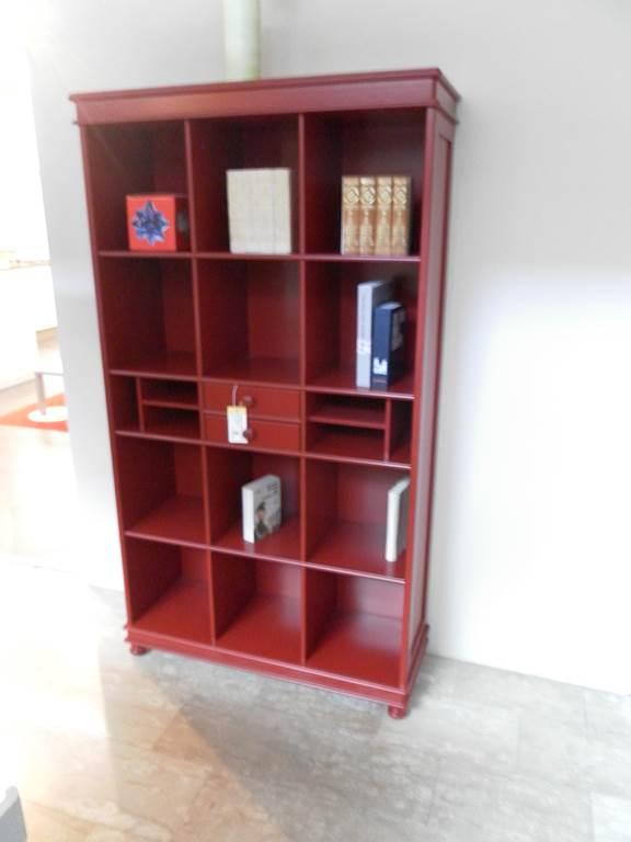 outlet-grandi-affari-mobili-salvati-castel-san-giorgio-sa-Imab-libreria-laccata-€-250