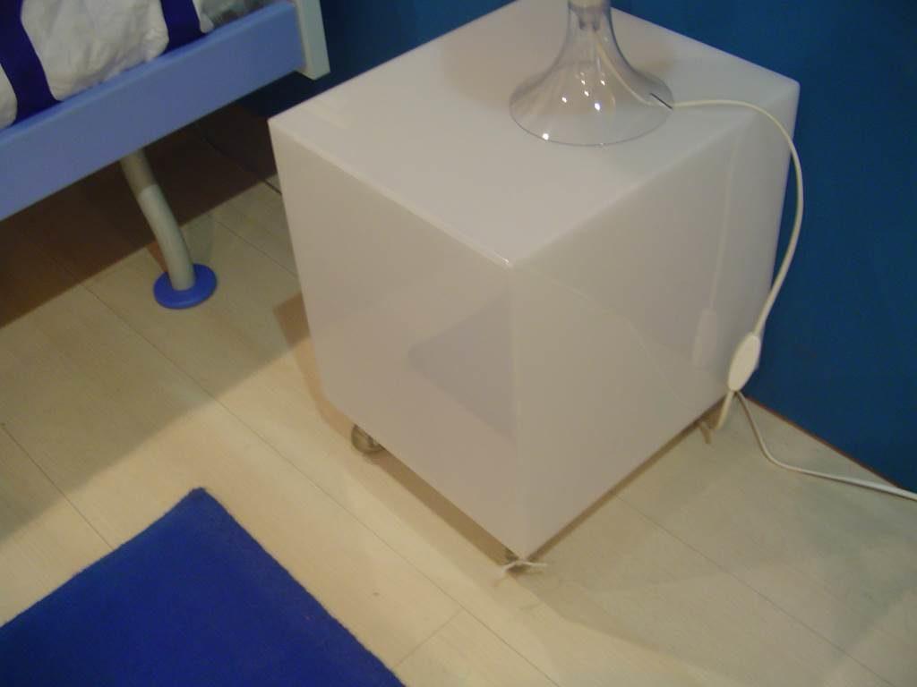 oakom cubo luminoso- in outlet da mobili salvati castel san giorgio