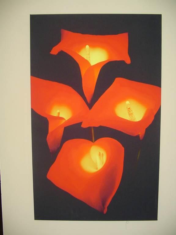 quadro in outlet da mobili salvati -castel san giorgio -sa- fiori arancio