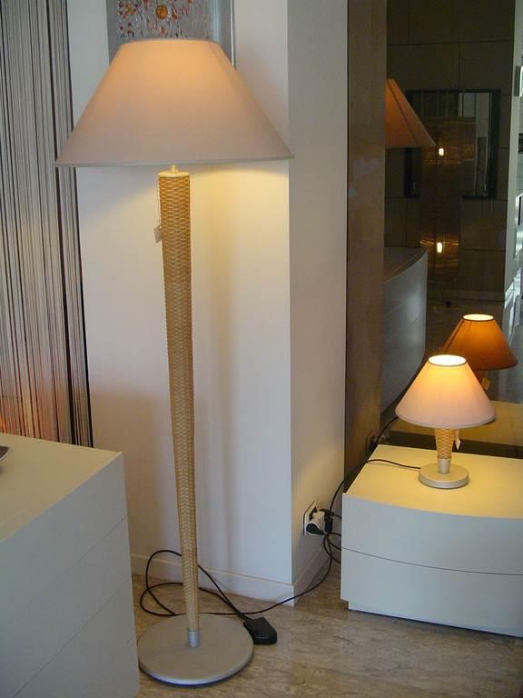 Varaschin - piantana e tri lampade in outlet da mobilisalvati castel san giorgio sa