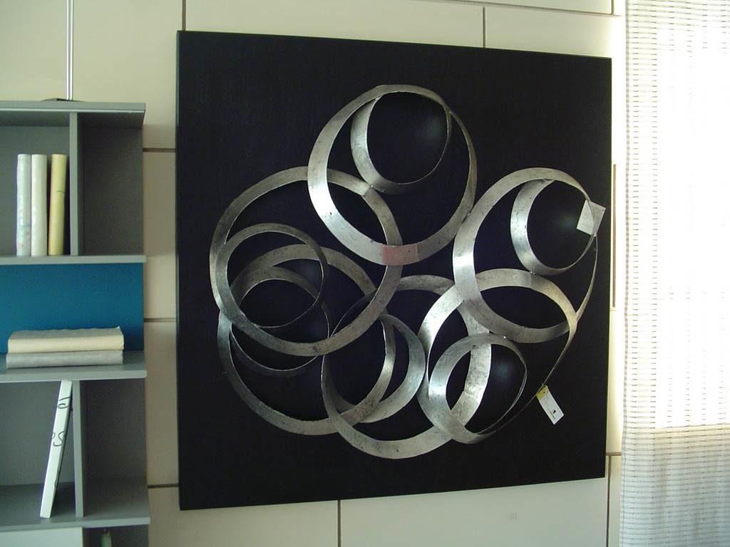 outlet- grandi affari- mobili salvati- castel san giorgio - sa -117shuller quadro moderno € 350