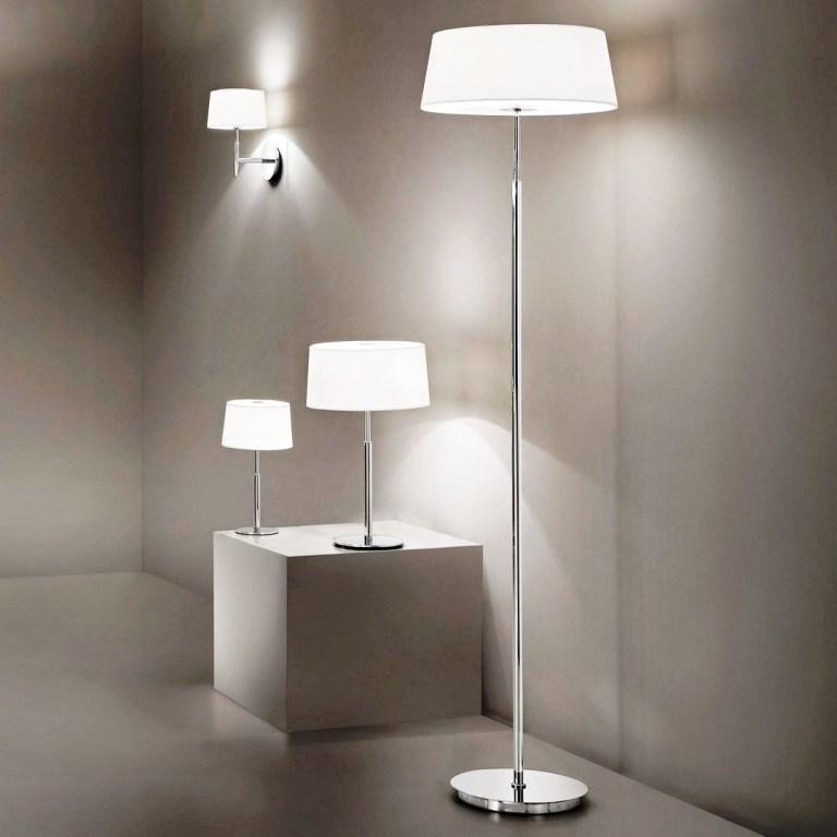 Illuminazione - ideal lux mobili salvati - castel san giorgio.-075488_EMO001_HILTON_PT2_BIANCO_zoom