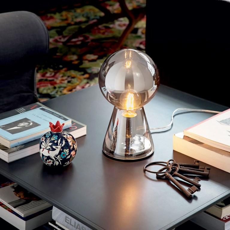 Illuminazione -ideal lux mobili salvati - castel san giorgio. -116570_LOC001_BIRILLO_TL1_SMALL_FUME_zoom