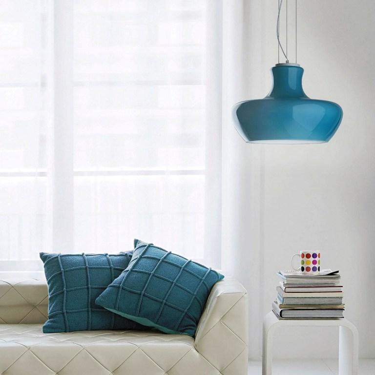 Illuminazione - ideal lux mobili salvati - castel san giorgio.-137292_INS001_ALADINO_SP1_D30_AZZURRO_zoom