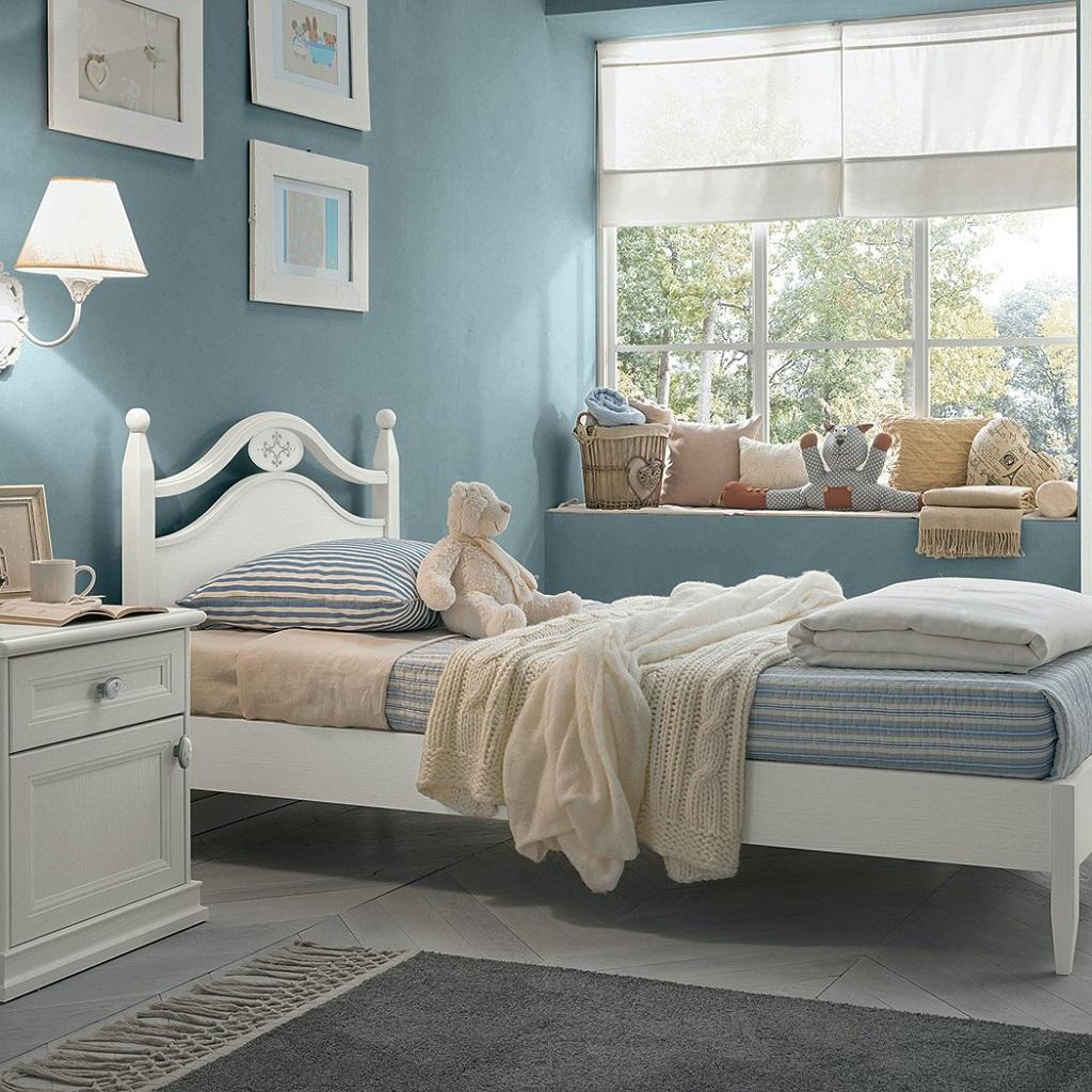 camerette per bambini stile classico mobili salvati