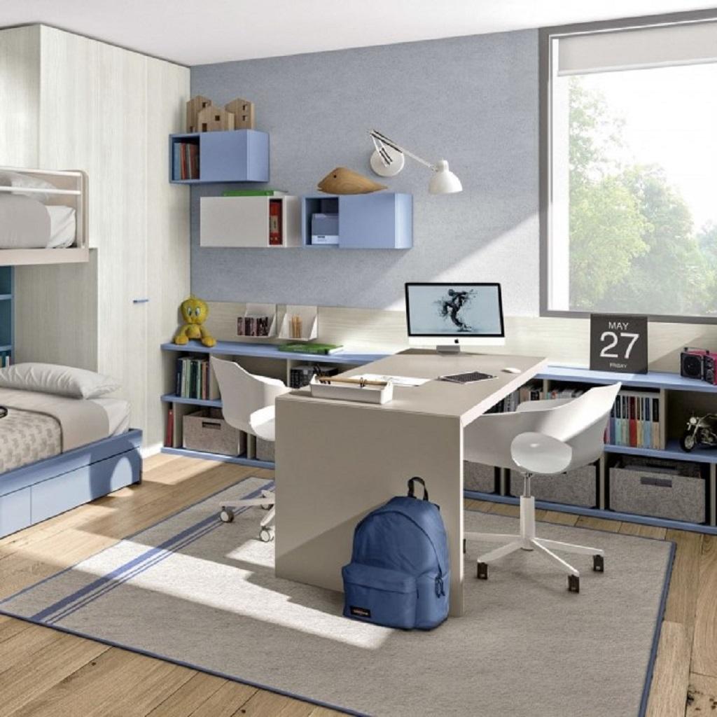 spazio studio camerette zalf mobili salvati